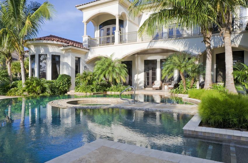 stunning luxury estate